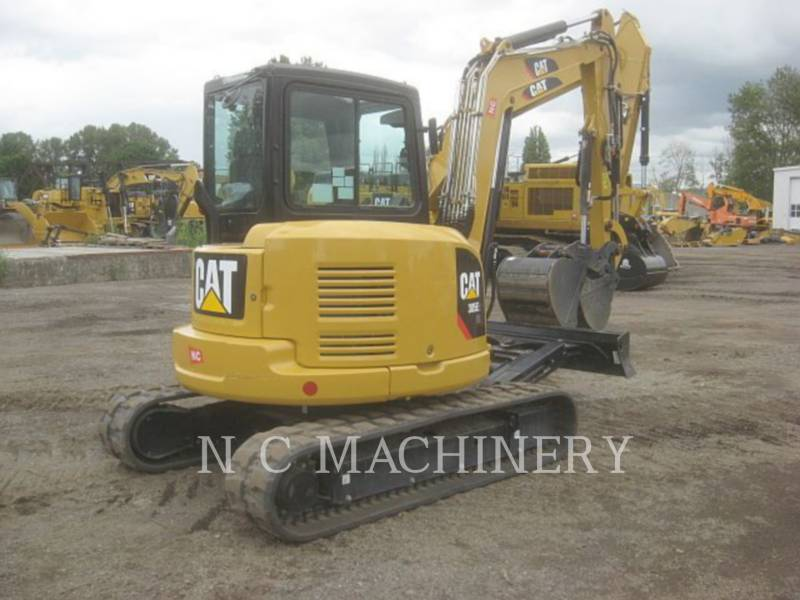 CATERPILLAR PELLES SUR CHAINES 305E2 CRCB equipment  photo 3