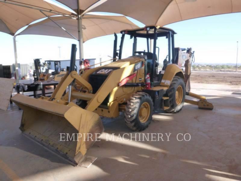 CATERPILLAR RETROEXCAVADORAS CARGADORAS 416F2 4EO equipment  photo 4