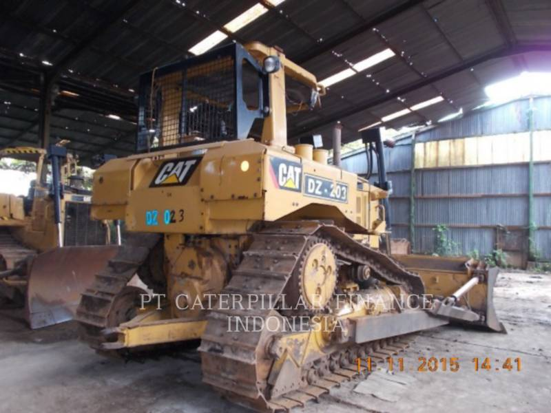 CATERPILLAR TRAKTOR GĄSIENNICOWY KOPALNIANY D6RXL equipment  photo 2