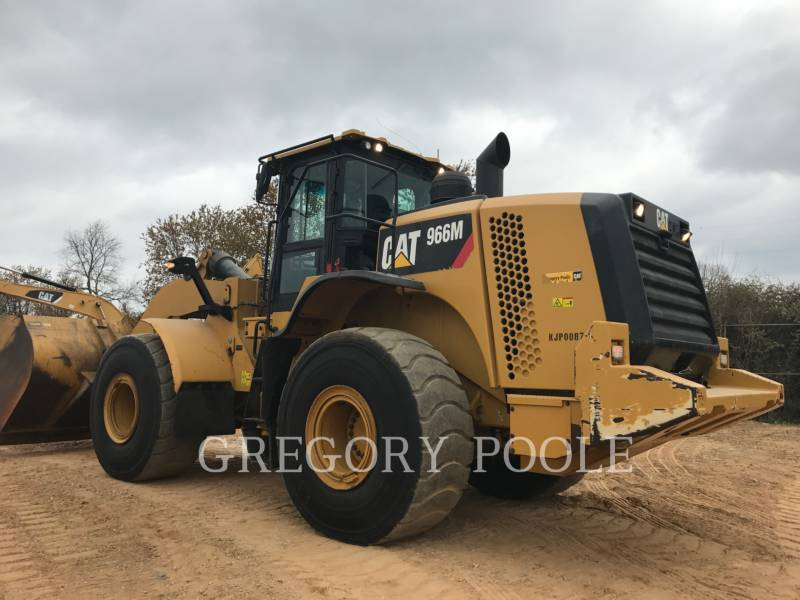 CATERPILLAR WHEEL LOADERS/INTEGRATED TOOLCARRIERS 966M equipment  photo 8
