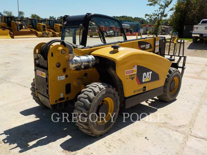 CATERPILLAR TELEHANDLER TH255C equipment  photo 12