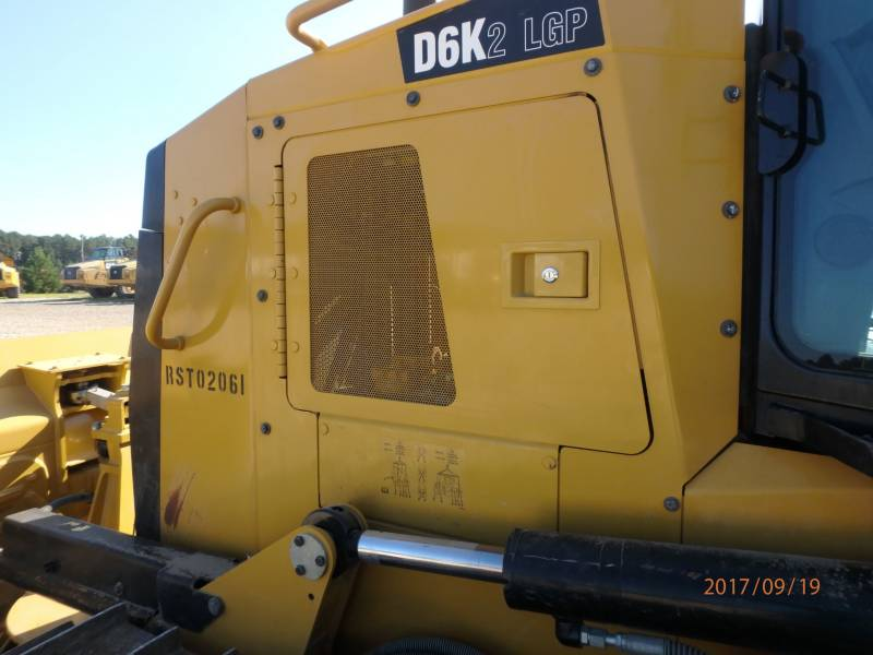 CATERPILLAR TRACK TYPE TRACTORS D6K2LGP equipment  photo 23