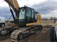 CATERPILLAR トラック油圧ショベル 329E L equipment  photo 6