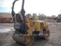 CATERPILLAR ROLO COMPACTADOR DE ASFALTO DUPLO TANDEM CB-224E equipment  photo 5
