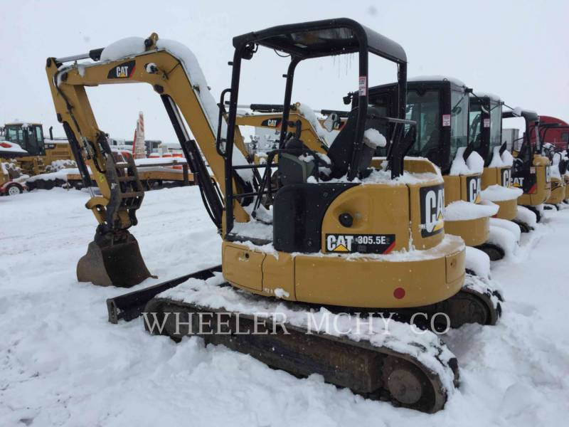 CATERPILLAR ESCAVATORI CINGOLATI 305.5E2C1T equipment  photo 3