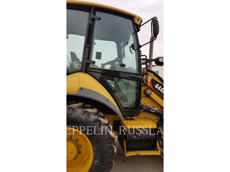 CATERPILLAR BACKHOE LOADERS 444F equipment  photo 9