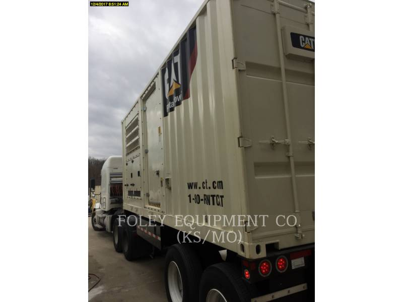 CATERPILLAR PORTABLE GENERATOR SETS XQ500 equipment  photo 2