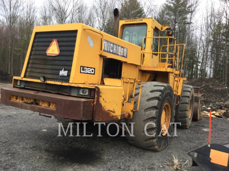 MICHIGAN WHEEL LOADERS/INTEGRATED TOOLCARRIERS L320 equipment  photo 4