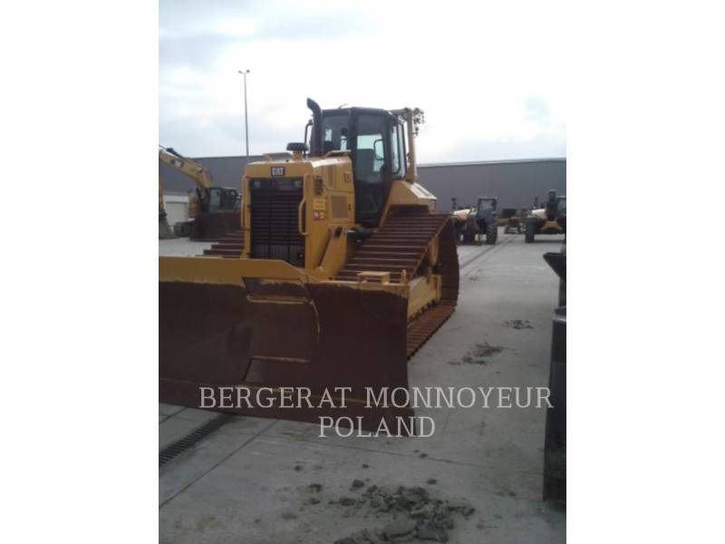 CATERPILLAR TRACTORES DE CADENAS D6NLGP equipment  photo 8