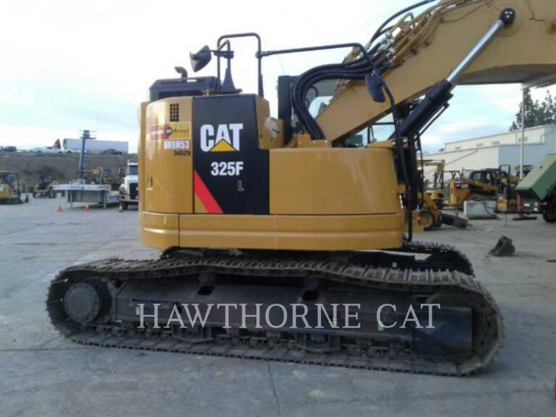 CATERPILLAR EXCAVADORAS DE CADENAS 325FLCR equipment  photo 2