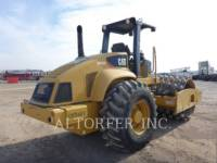 CATERPILLAR COMPACTEUR VIBRANT, MONOCYLINDRE LISSE CP563E equipment  photo 4
