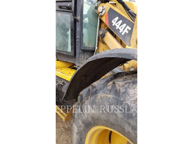 CATERPILLAR BACKHOE LOADERS 444F equipment  photo 24