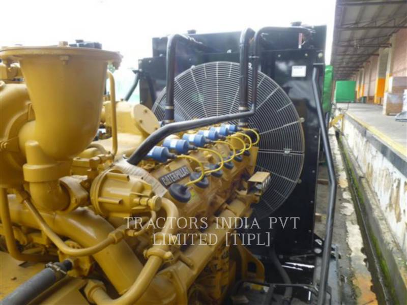 GENSET STATIONARY - NATURAL GAS G3412TA equipment  photo 2