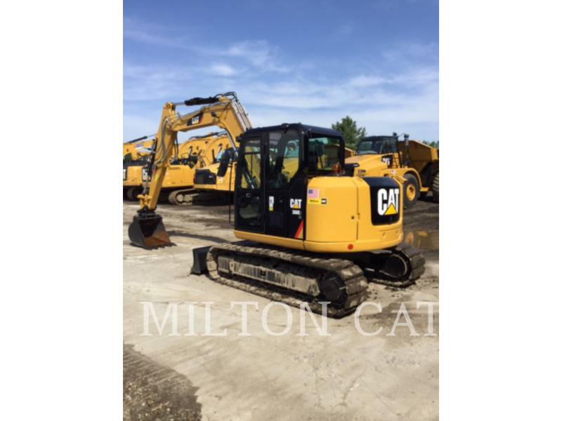 CATERPILLAR PELLES SUR CHAINES 308E2 CRSB equipment  photo 5
