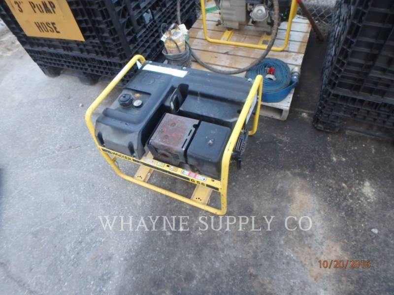 WACKER CORPORATION PORTABLE GENERATOR SETS G5.6A equipment  photo 1