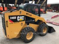 CATERPILLAR MINICARGADORAS 246D equipment  photo 2