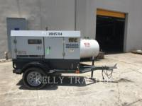 WACKER CORPORATION MOBILE GENERATOR SETS G25 equipment  photo 1