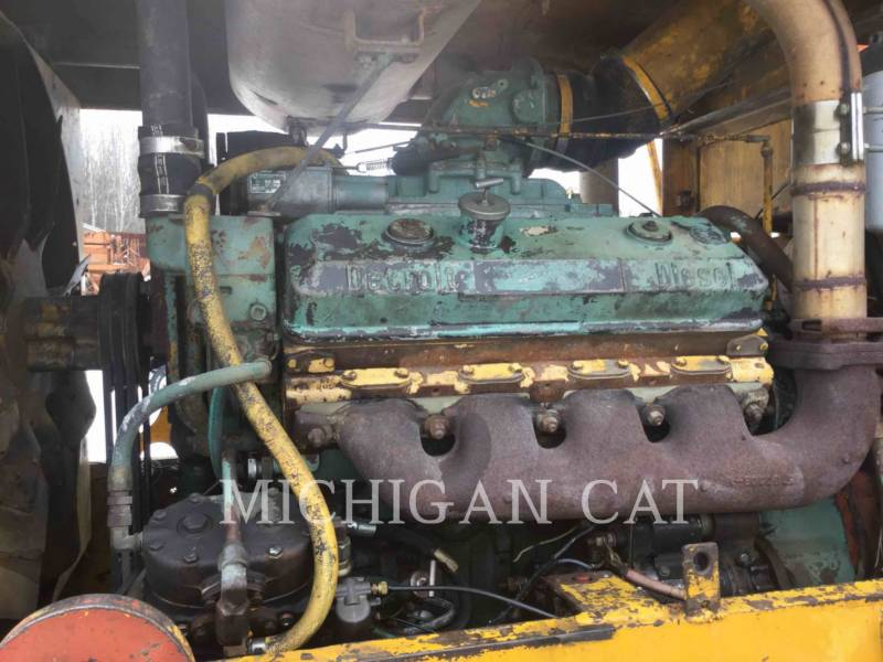 MICHIGAN CHARGEURS SUR PNEUS/CHARGEURS INDUSTRIELS 175B-GM equipment  photo 11