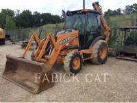 CASE/NEW HOLLAND BACKHOE LOADERS 580SUPERN equipment  photo 4