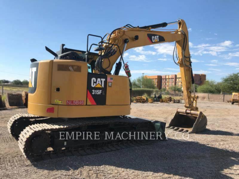 CATERPILLAR RUPSGRAAFMACHINES 315FLCR equipment  photo 9