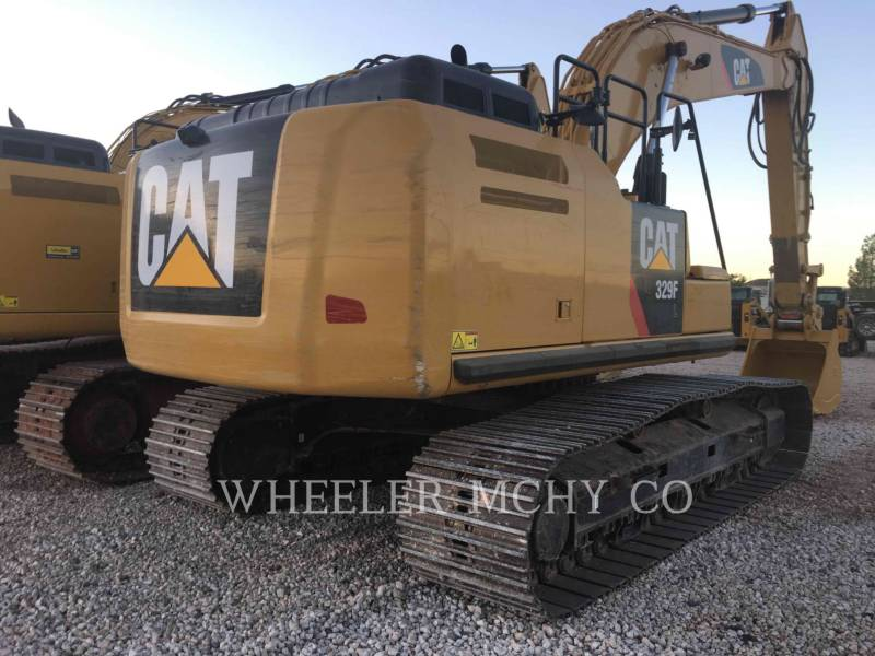 CATERPILLAR KOPARKI GĄSIENICOWE 329F L CF equipment  photo 4