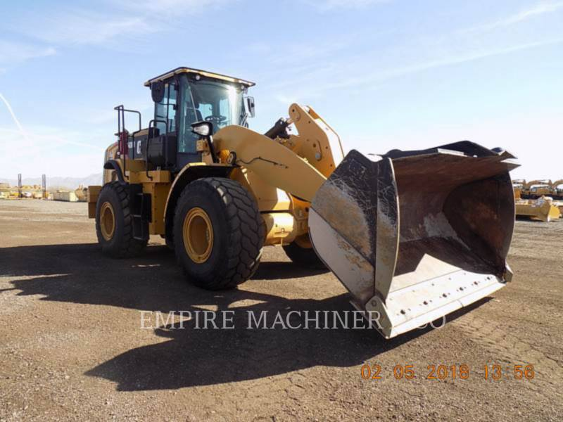 Caterpillar ÎNCĂRCĂTOARE PE ROŢI/PORTSCULE INTEGRATE 950M equipment  photo 1