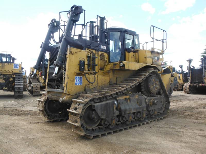 Caterpillar TRACTOARE CU ŞENILE D10T equipment  photo 1