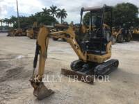 Caterpillar EXCAVATOARE PE ŞENILE 301.7DCR equipment  photo 1
