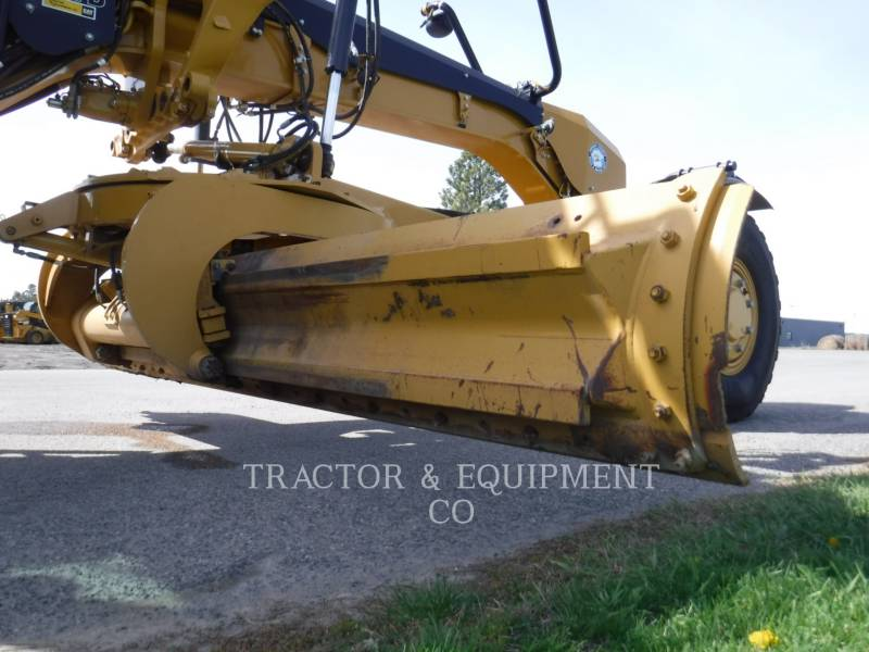 CATERPILLAR MOTONIVELADORAS 160M2 AWD equipment  photo 9