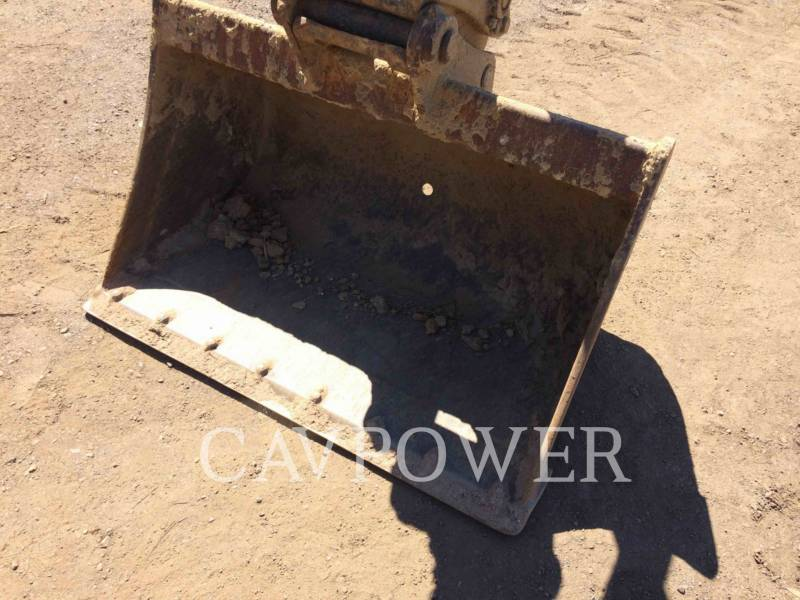 CATERPILLAR BAGGERLADER 432D equipment  photo 6