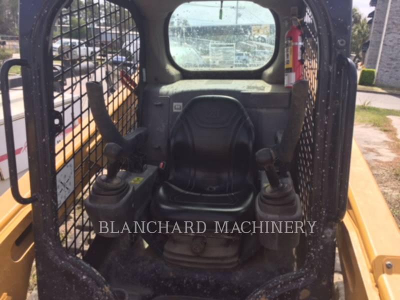 CATERPILLAR DELTALADER 259D equipment  photo 5