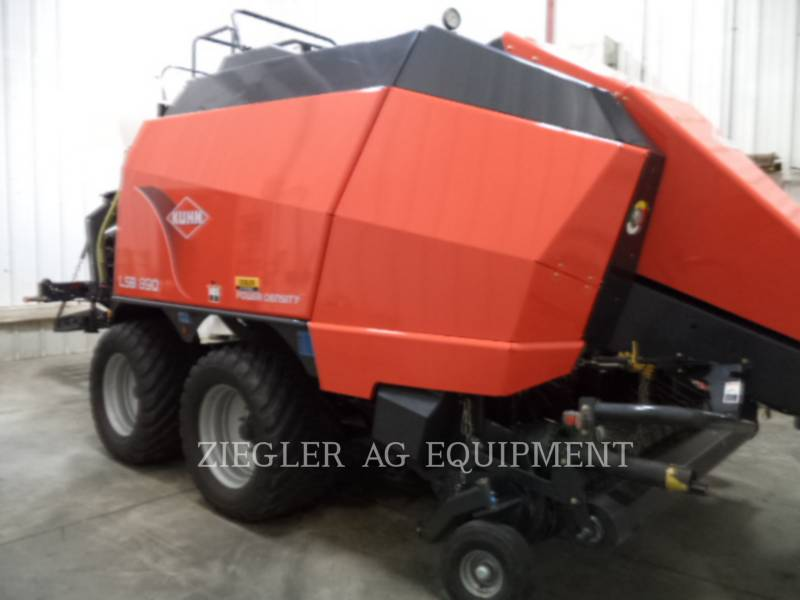 KUHN MATERIELS AGRICOLES POUR LE FOIN LSB890 equipment  photo 2