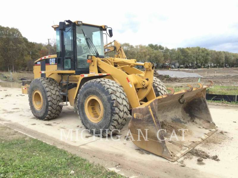 CATERPILLAR WHEEL LOADERS/INTEGRATED TOOLCARRIERS 938G equipment  photo 2