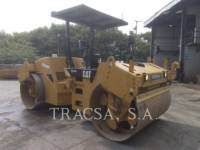 CATERPILLAR TAMBOR DOBLE VIBRATORIO ASFALTO CB-564D equipment  photo 4