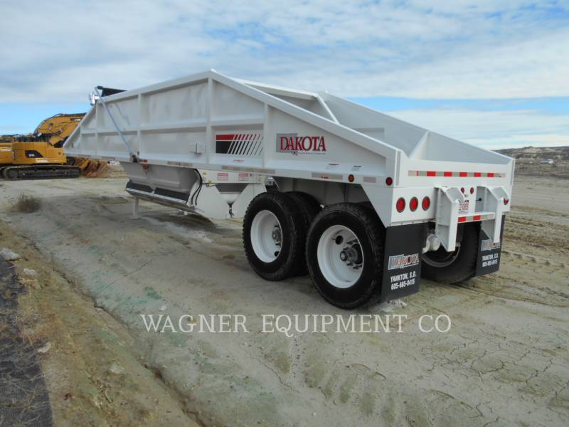 DAKOTA TRAILERS 4002-BDT equipment  photo 4