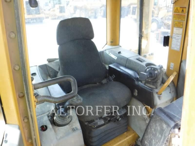 CATERPILLAR TRACK TYPE TRACTORS D6N LGP equipment  photo 3
