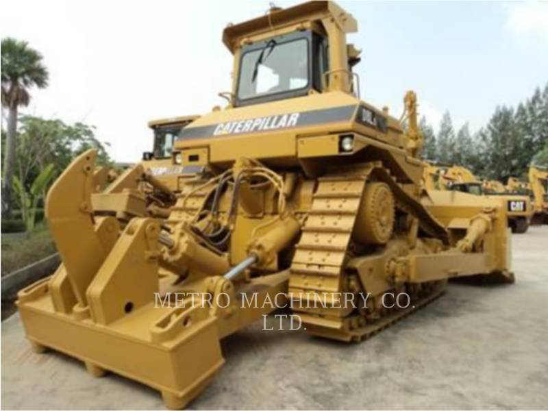 CATERPILLAR TRACTEURS SUR CHAINES D8L equipment  photo 5