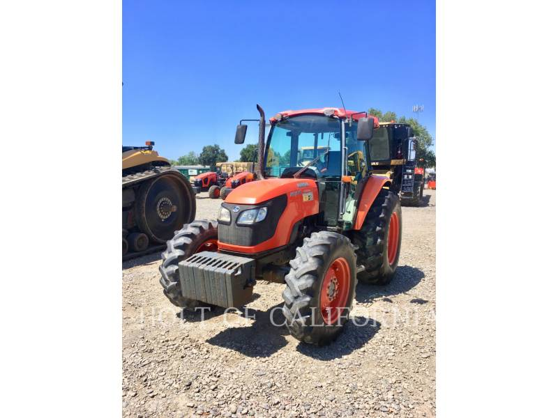 KUBOTA MANUFACTURING OF AMERICA LANDWIRTSCHAFTSTRAKTOREN M9540 equipment  photo 1