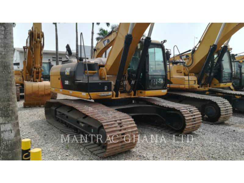 CATERPILLAR TRACK EXCAVATORS 330 D2 L equipment  photo 5