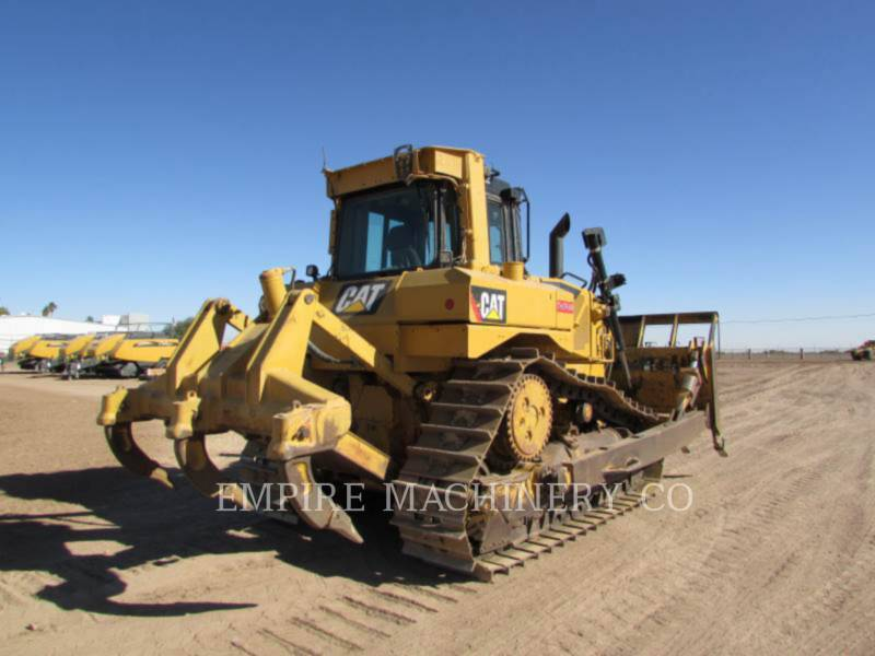 CATERPILLAR TRACTEURS SUR CHAINES D6T equipment  photo 2