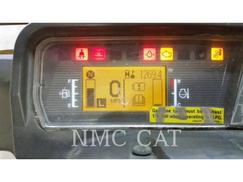 CATERPILLAR LIFT TRUCKS CHARIOTS À FOURCHE 2P5000GLE_MC equipment  photo 1