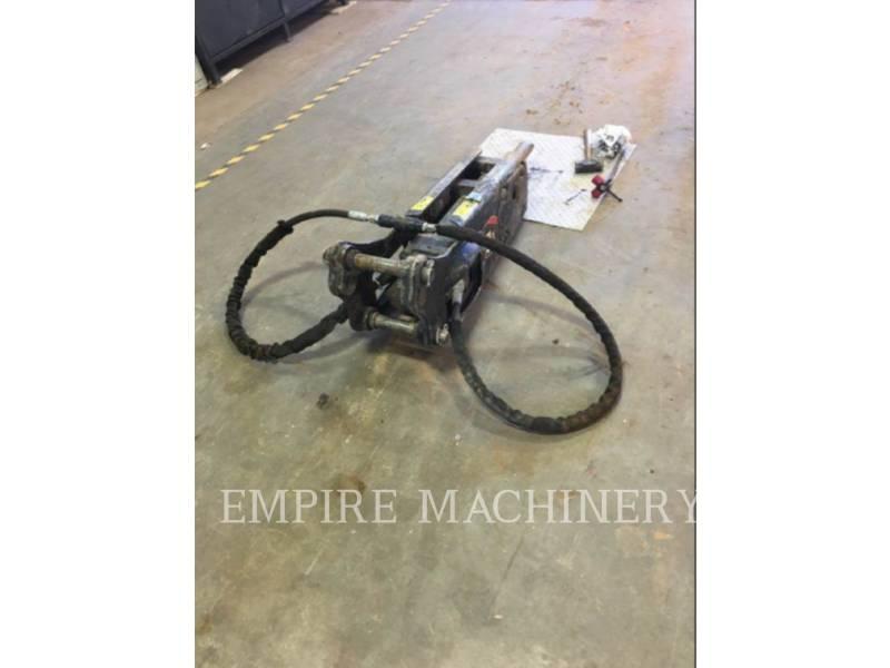 CATERPILLAR WT - ハンマー H65E 305E equipment  photo 3