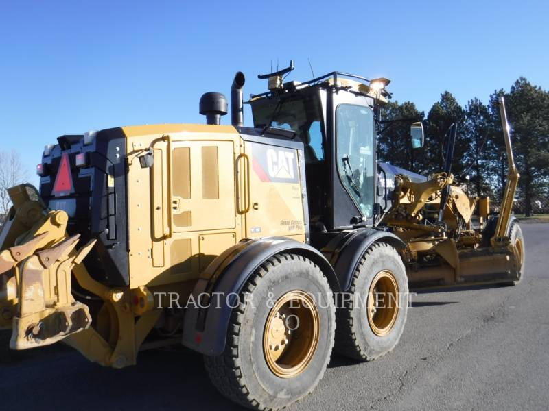 CATERPILLAR MOTORGRADER 160M2 AWD equipment  photo 4