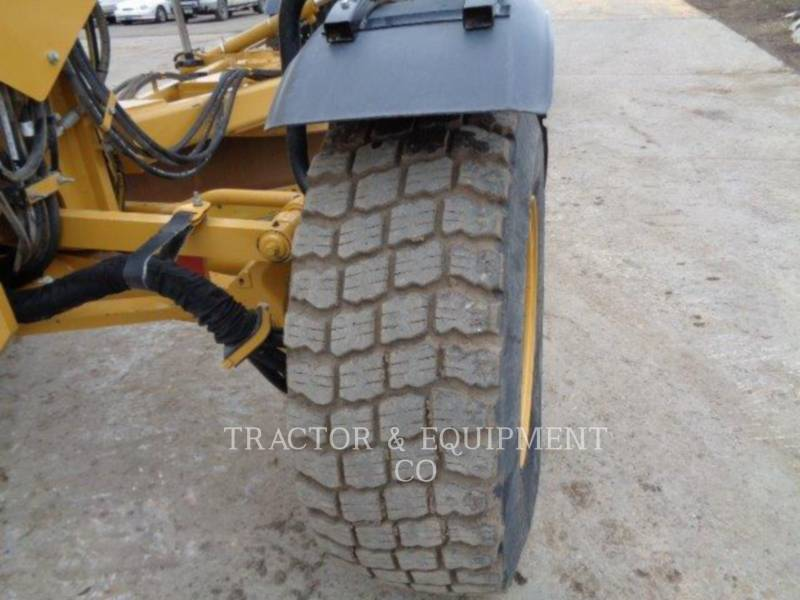 CATERPILLAR MOTORGRADER 160M2AWD equipment  photo 15