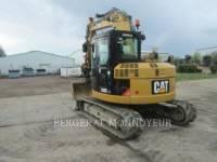 CATERPILLAR TRACK EXCAVATORS 308D equipment  photo 3