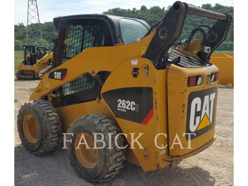 CATERPILLAR MINICARREGADEIRAS 262C2 C3 equipment  photo 4