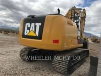 CATERPILLAR KETTEN-HYDRAULIKBAGGER 320E L CF equipment  photo 3