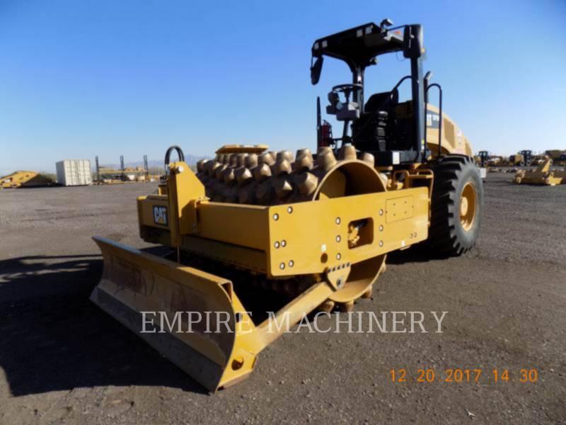 CATERPILLAR VIBRATORY SINGLE DRUM PAD CP56B equipment  photo 4