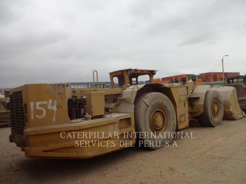 CATERPILLAR CHARGEUSE POUR MINES SOUTERRAINES R1600G equipment  photo 3