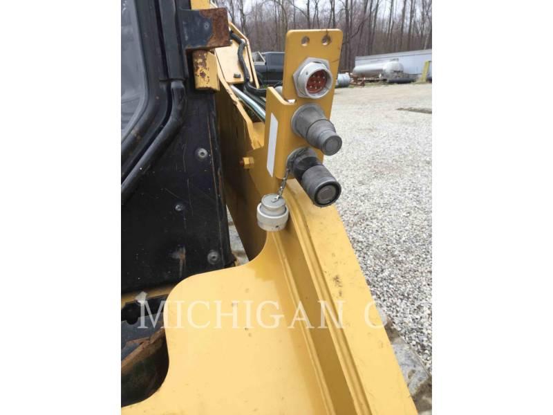 CATERPILLAR 多様地形対応ローダ 259B3 A2Q equipment  photo 12